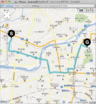 Seiryuwalk_map_st1